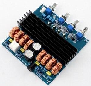 Image 5 - KYYSLB 200W+100W+100W Class D amplifier board TDA7498 2.1 digital power amplifier board super TPA3116