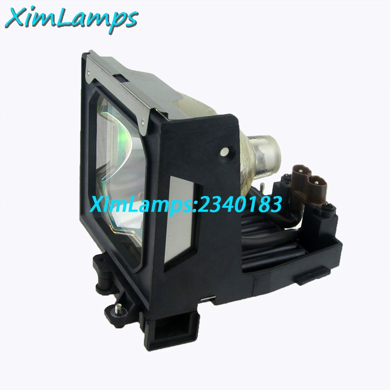 For Sanyo PLC-XT10A/PLC-XT11/PLC-XT15KA/PLC-XT16/PLC-XT3000 Projector/TV Bare Lamp with Housing POA-LMP59/610-305-5602 plc srt2 od04