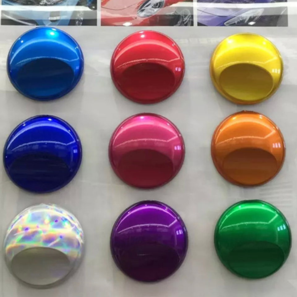 14*14*3.5cm Car Vinyl Wrapping Display Speed Shape For Car Sticker & Dip Paint Curved Application Shown MO 179D-in Car Stickers from Automobiles & Motorcycles
