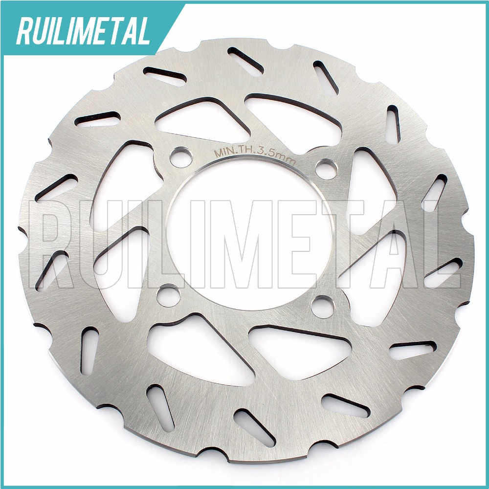 Front Brake Disc Rotor for POLARIS 450 S Outlaw MXR 500 Outlaw Predator TLD 525 S IRS 2008 2009 2010 2011 08 09 10 11 ATV QUAD