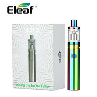 100 Original Eleaf IJust S Starter New Colors Kit Built In 3000mAh Battery With 4ml Ijust