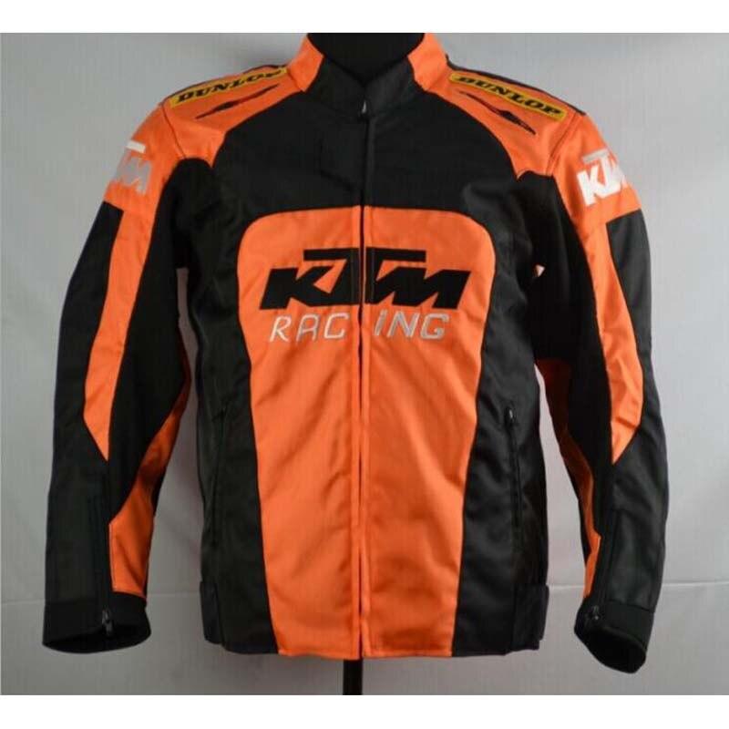 Caliente ktm racing chaqueta de la motocicleta para los