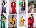 Китайский Hanfu Сценические Костюмы для Актера Производительность Носить Одежду Полный Набор