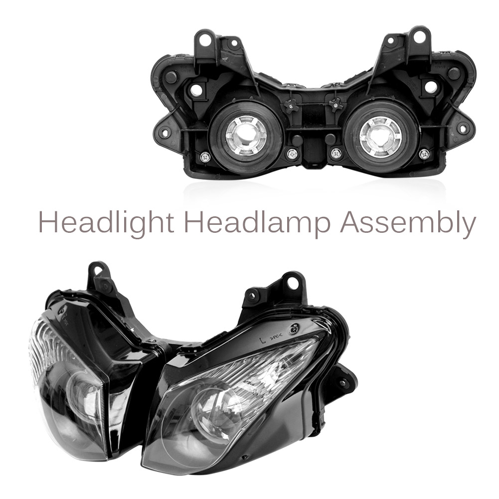 New Headlight Front Upper Fairing Stay Bracket For Kawasaki Ninja ZX6R 2009-2012