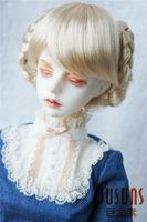 1/3 SD Doll wigs  Ballet cute Synthetic mohair doll wigs