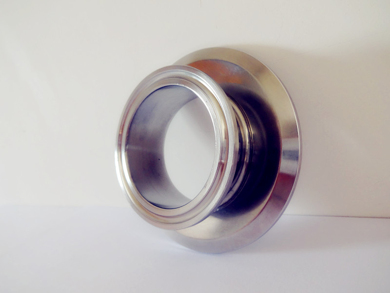 """Image 3 - Free Shipping  Short Type Tri Clamp Reducer 4""""(102mm) OD119 x 2""""(51mm)OD64, Sanitary Stainless Steel 304 Connector-in Pipe Fittings from Home Improvement"""