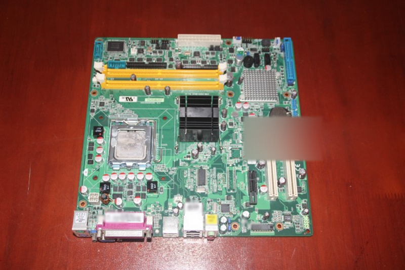 AIMB-562L-KSA1E REV: A1 industrial motherboard dhl ems advantech industrial motherboard pca 6186 rev a1 with cpu for industry use a1