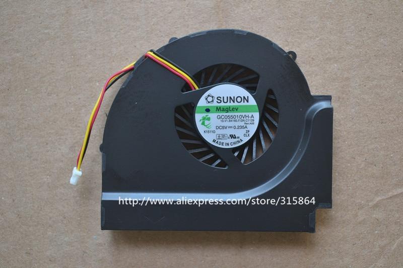 Nuevo ventilador de CPU para portátil IBM thinkpad T510 W510 GC055010VH-A