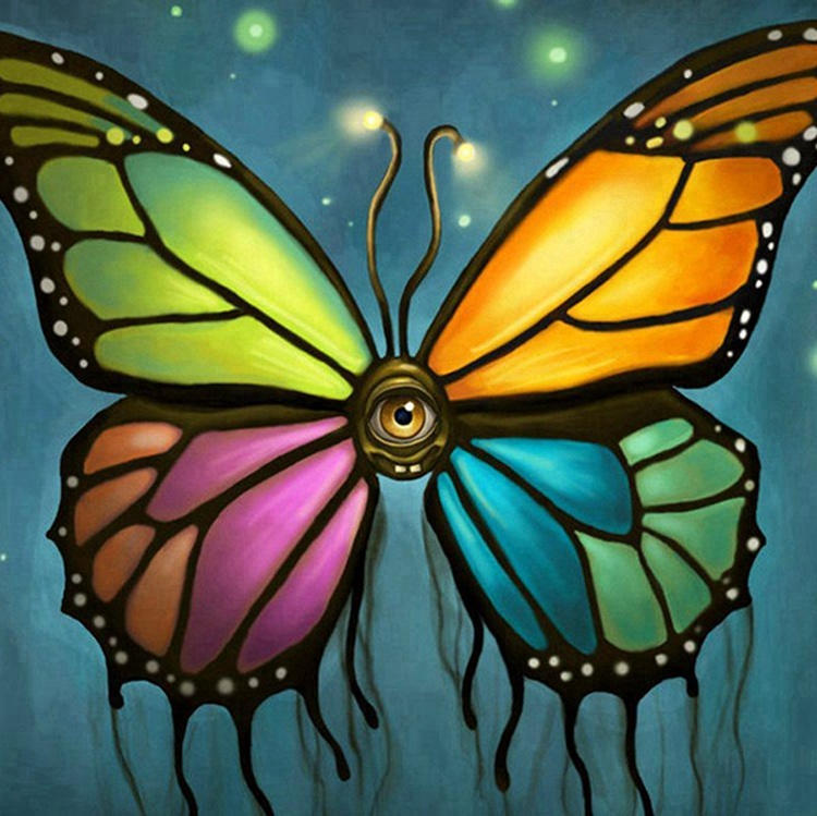 Butterfly-flowers-nimal-new-arrival-DIY-Crystal-full-drill-square-5D-diamond-painting-cross-stitch-kit (2)