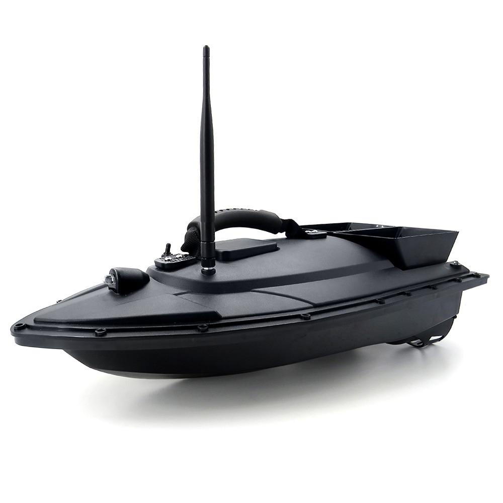 Flytec 2011-5 herramienta de pesca inteligente RC Barco de cebo de peces de juguete de pescado Barco de Control remoto Barco de cebo de pesca de nave lancha RC Juguetes