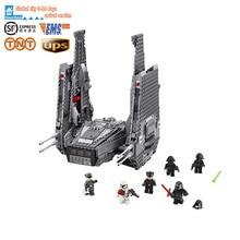 75104 LEPIN 05006 Building Blocks Super Heroes Star Wars Die Kraft Weckt Kylo Ren Befehl Shuttle Stormtrooper Minifiguren