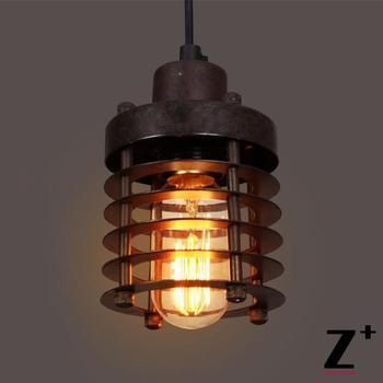หลอดไฟเอดิสันวินเทจจี้เหล็กดัดแสงโคมไฟเหล็กกรงfreeการจัดส่งสินค้า