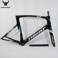 THRUST 2017 High Performace AG RACING Series Bike Carbon Road Frame 700c And Carbon Bike Frame