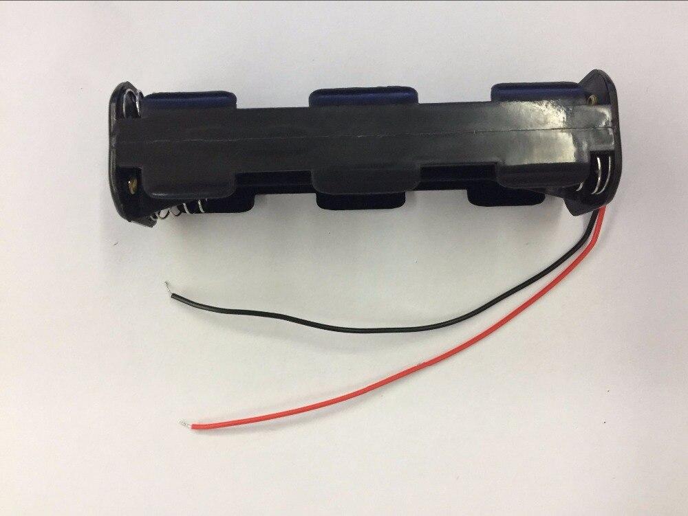 Бесплатная доставка 1 шт./лот 8 упаковка аккумуляторов типа АА коробка для хранения 8 * AA батарея держатель чехол