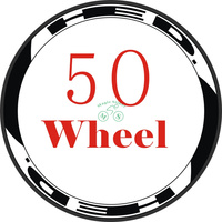 8pis/2Wheels/set Road Bike 700c Wheel Stickers Bicycle Rim Stickers Bike Decals Wheel Stickers