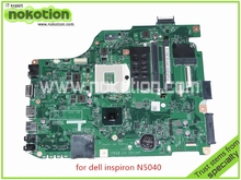 laptop motherboard for dell inspiron N5040 CN-0X6P88 X6P88 DV15 CP UMA MB 10263-1 48.4IP01.011 HM57 GMA HD DDR3