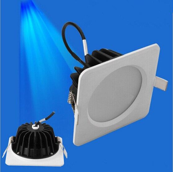 16pcs / lot 20W / 15W WaterProof LED COB ჭერის - შიდა განათება - ფოტო 1
