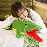 Stuffed Animal Crocodile Plush Toy Stuffed Animal Crocodile Alligator Cotton Pillow Plush Toy For Children