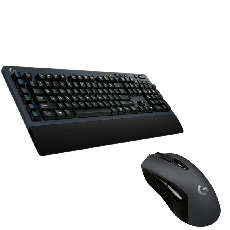 все цены на Logitech G613 wireless mechanical game keyboard G603 LIGHTSPEED wireless gaming mouse Set