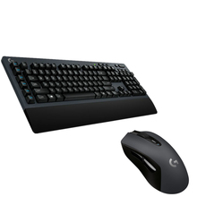 Logitech G613 wireless mechanical game keyboard G603 LIGHTSPEED wireless gaming mouse Set