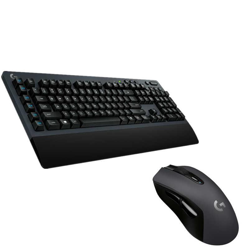 Logitech G613 wireless mechanical game keyboard G603 LIGHTSPEED wireless  gaming mouse Set