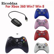 2 4GHz Wireless Joypad Controller For XBOX 360 Wireless Remote Controle Joystick For Microsoft Xbox 360