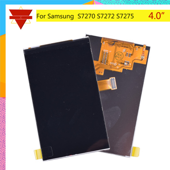 """10Pcs/lot Original 4.0"""" LCD For Samsung Galaxy Ace 3 S7270 S7272 S7275 GT-S7270 LCD Display Screen Replacement"""