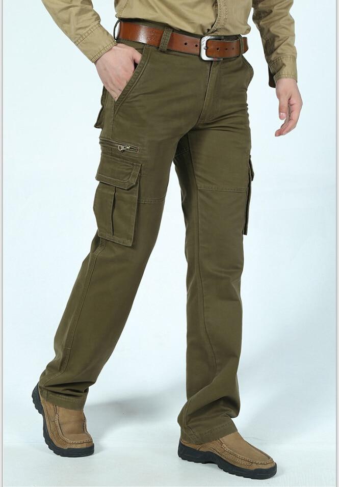 High Quality Mens Cotton Cargo Pants-Buy Cheap Mens Cotton Cargo ...