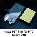 Глянцевая Lucent Матовый Матовый антибликовым покрытием Закаленное Стекло Защитную Пленку На Экран Протектор Для HTC Desire 210 Dual SIM