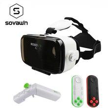 Bobovr z4 мини смартфон 3d виртуальной реальности google glass гарнитуры vr очки головы шлем крепление для 4-6 «телефон + пульт дистанционного