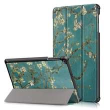 Тонкий чехол подставка для планшета samsung galaxy tab a 101