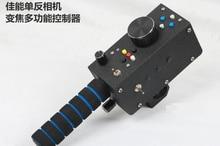 5D Mark II 5D Mark III 6D 7D 60D 70D 700D 650D 600D Follow Focus Controller Digital SLR Cameras