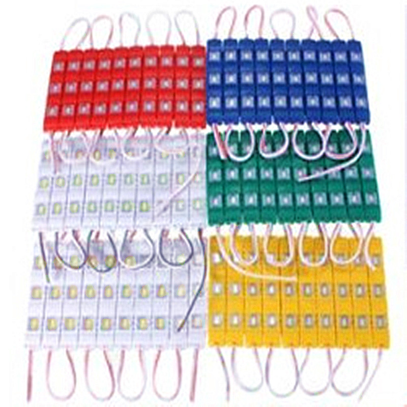 30leds Smd 5630 Led Module Injection Decorative Waterproof Strip Light 12v