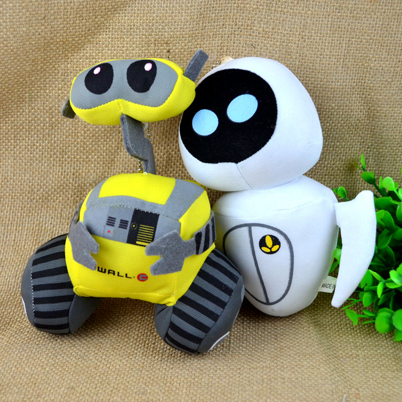 Aliexpress Com Buy Bohs Plush Soft Walle And Eva Dolls