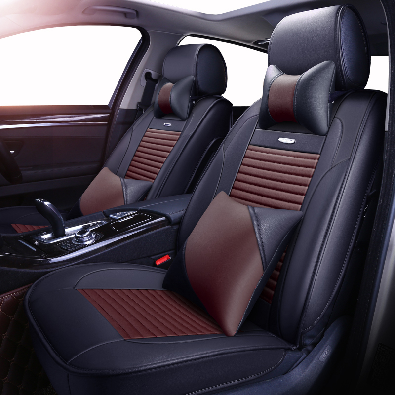 2012 Infiniti Qx60: Front+Rear Universal Auto Car Seat Covers For Infiniti Fx