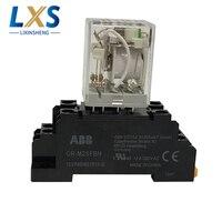 ABB перегрузки реле CR-MX230AC2L с гнезда реле CR-M2SFBN для промышленного контроля
