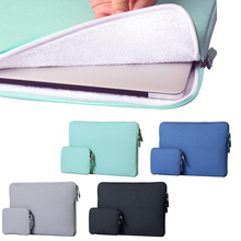 Besegad Carrying Storage Laptop Bag Case Cover Sleeve for Macbook Air Pro 11.6 12 13.3 15.4 inch w/ Charger Magic Mouse Bag