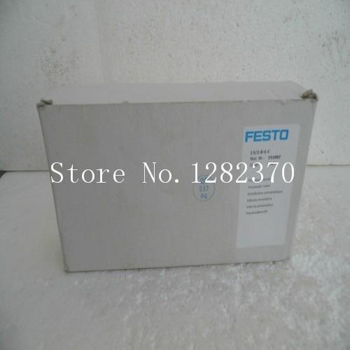 [SA] New original authentic special sales FESTO solenoid valve J-5/2-D-1-C spot 151007 [sa] new original authentic special sales smc solenoid valve vqz3121 5yz1 c8 spot
