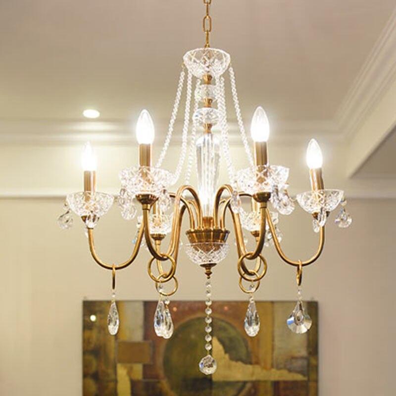 Lighting Rustic Ceiling Chandelier Lamp