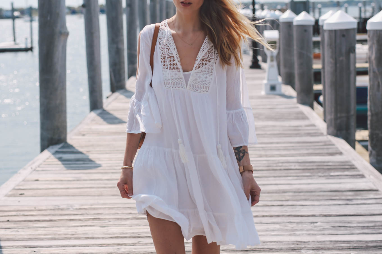 Summer Beach Cotton Cover-Ups Women Bathing Suit Lace