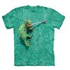 Cool T Shirt Men Or Women 3d Tshirt Print Hot Funny Climbing Chameleon Short Sleeve Summer