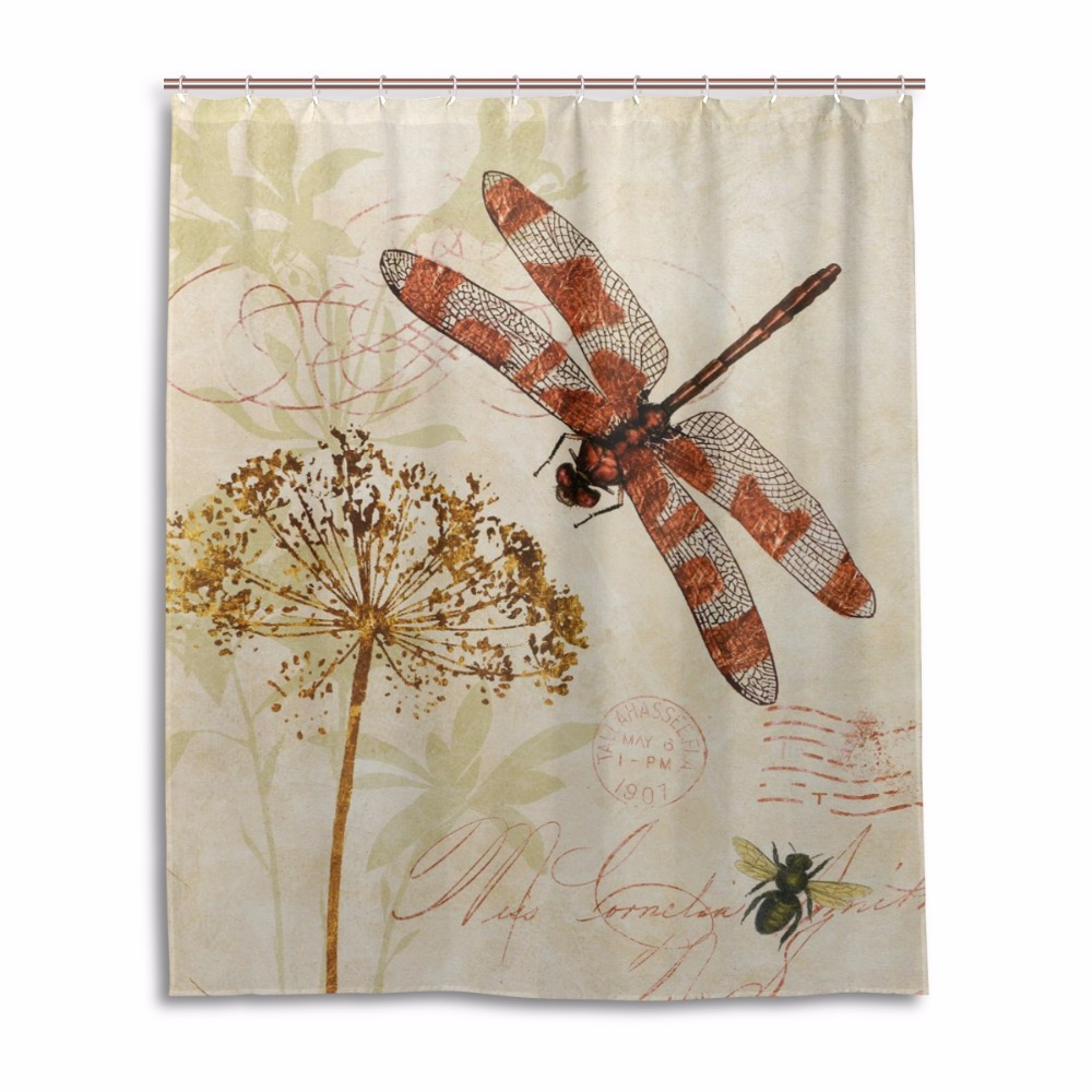 Popular Autumn Shower Curtain Buy Cheap Autumn Shower