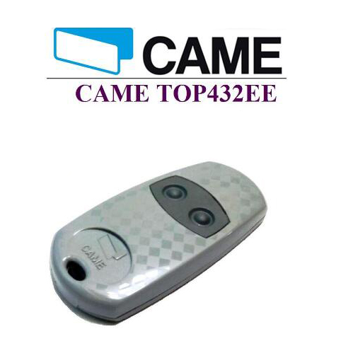 FOR CAME TOP432EE remote control 433,92Mhz 2 button transmitter high qualityFOR CAME TOP432EE remote control 433,92Mhz 2 button transmitter high quality