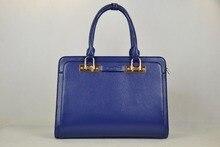 Shipping Free Hot Sales 100% Genuine Leather Women Handbags Fashion Women Messenger Bag