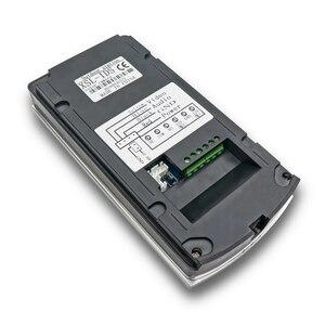Image 4 - Visiophone filaire avec écran de 7 pouces, sonnette dinterphone vidéo avec clavier de Code RFID IR, caméra à télécommande, livraison gratuite