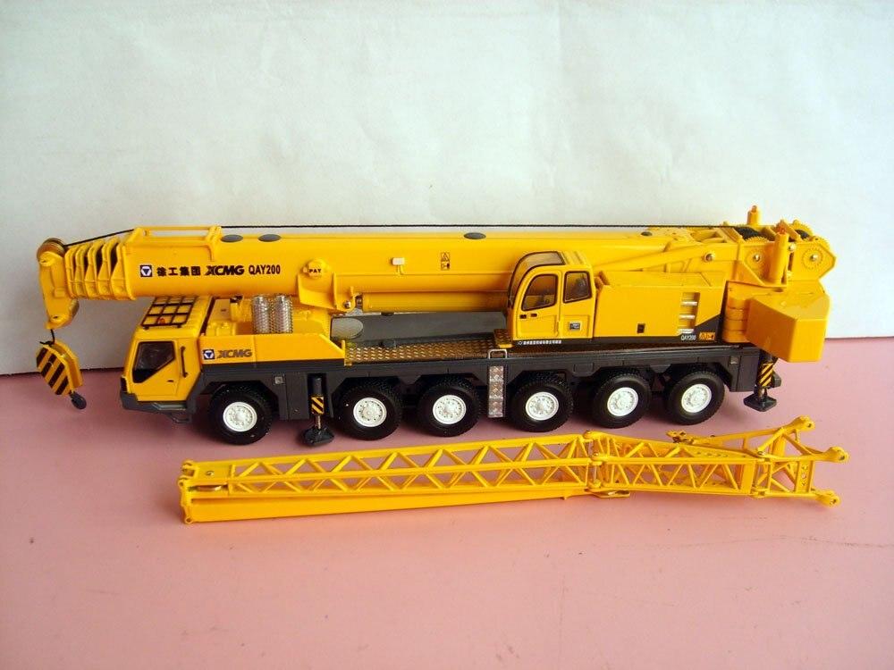 1 50 xcmg qay200 camion grue jouet dans sous pression et v hicules jouets de jouets et loisirs. Black Bedroom Furniture Sets. Home Design Ideas