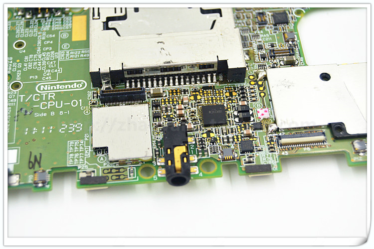 Original Used Mainboard For 3DS Motherboard USA Version Repair Parts Below 10.4