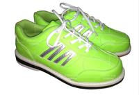 Высококачественные женские обувь для боулинга девушки Боулинг кроссовки микрофибры дышащая нескользящая подошва профессиональный дамы с