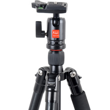 Aluminum Digital camera versatile Tripod  Mount w/Ball Head 5 Sections for Simple Storage in Small Area handy Taking Outdoors AT229B