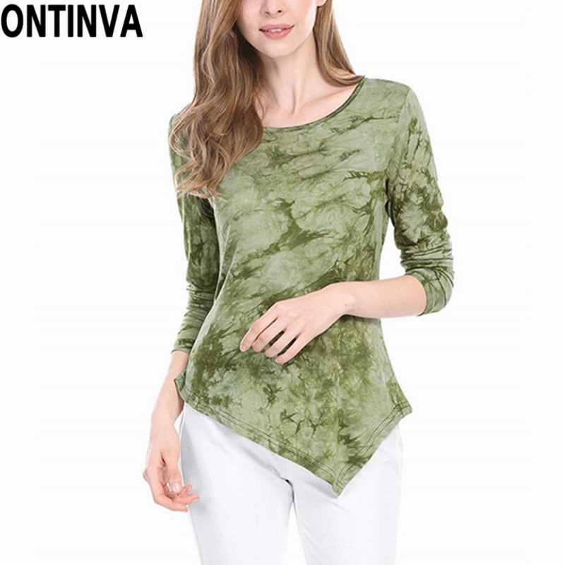 Blouses & Shirts Streetwear Ruffles Femininadrop Ship Fluorescence Green Womens Tops And Blouses Center Butoons Cropped Blouse